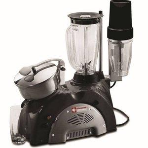 Diamond Wielofunkcyjna wyciskarka do cytrusów blender i milk shake | 317x490x(H)510 mm | 230 V