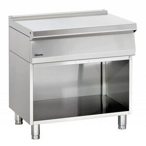 Bartscher Stół roboczy z otwartą podstawą Seria 700