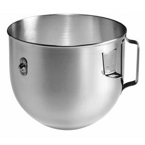 Bartscher Bowl, 4,83 litres for KitchenAid K5