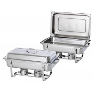 "Bartscher ""Twin Pack"" - 2 Chafing Dishes 1/1 GN"