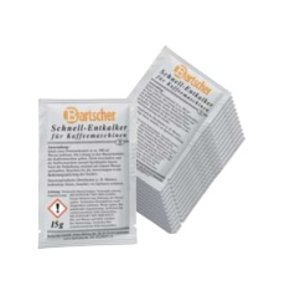 Bartscher Entkalken Salz 30x 15g - Kaffeemaschinen, Kocher, Thermoskanne, Eis
