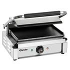 "Bartscher Contact grill ""Panini"" | gladde grillplaat | 2,2kW"