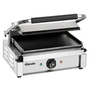 "Bartscher Contact grill ""Panini""   gladde grillplaat   2,2kW"