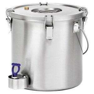 Bartscher De container thermische isolatie met een tap | 20 L