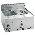 Bartscher Fritteuse Gas 600, B600, 2x8L
