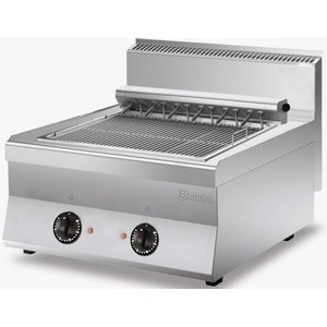 Bartscher Elektrische grill | 540 x 420 mm