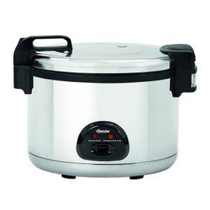 Bartscher Urządzenie do gotowania ryżu | 12 L | Ø 465 mm | 40-60 osób
