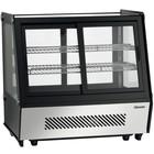 Bartscher Witryna chłodnicza z drzwiami suwanymi | 120L