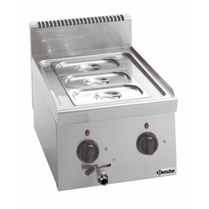 Bartscher Electric Bain Marie Series 600