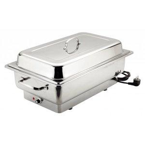 Bartscher Elektrische Chafing Dish - 1/1 GN - DELUXE