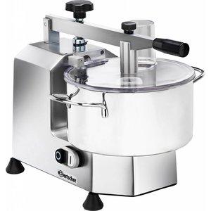 Bartscher Snijmachine RVS - 3 liter