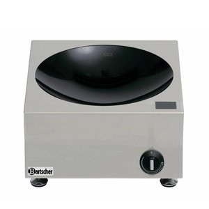 Bartscher Table top induction wok