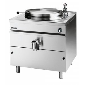 Bartscher Kocioł warzelny ciśnieniowy elektryczny, pośredni system grzania | 220L