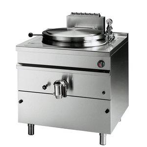 Bartscher Gas kookketel, indirecte verwarming, 500 liter