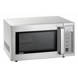 Bartscher Magnetron oven - 1000 Watt - 25 liter - DIGITAAL