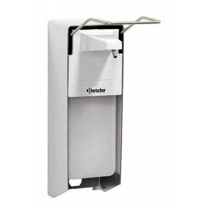 Bartscher Dozownik do mydła do montażu naściennego - 1 litr