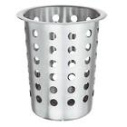 Bartscher Cup bestek - Plastic, White hoogte 145mm.