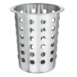Bartscher Cup Besteck - Kunststoff, weiß Höhe 145mm.
