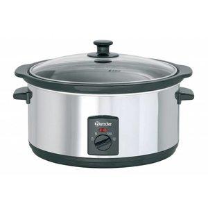 Bartscher Foodwarmer oval