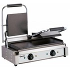 Bartscher Electric double contact grill, grill plates plain