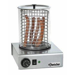 Bartscher Urządzenie do hot-dogów elektryczne - Ø 195 mm
