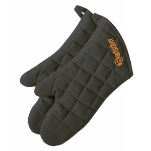 Bartscher 1 pair of ovengloves / safety gloves, length 38 cm