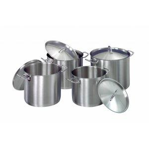 Bartscher Cookware set - 4 pots with lid