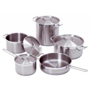 Bartscher 9-Piece Cookware Set
