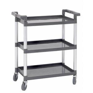 "Bartscher Trolley ""Adjutant"" with 3 shelves"
