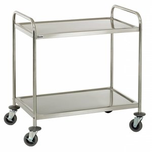 Bartscher Wózek do serwowania / transportowy z 2 półkami