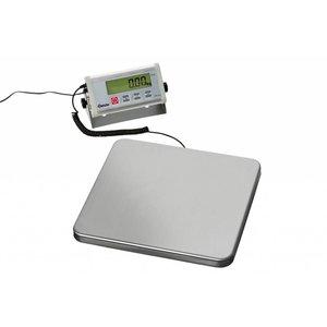 Bartscher Waga elektroniczna cyfrowa - zakres pomiaru do 60 kg - podziałka 20 g