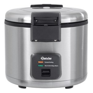 Bartscher Rice cooker with the function of maintaining the heat | 8 L | 25 - 40 people