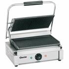 Bartscher Contact grill Electric - Geribbelde platen | 2200W