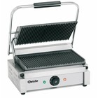 Bartscher Contact grill Electric - Ribbed plates | 2200W