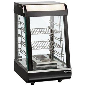 "Bartscher Hot display unit ""Bartscher Deli Compact"""