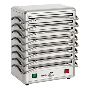 Bartscher Hot-plate unit 8
