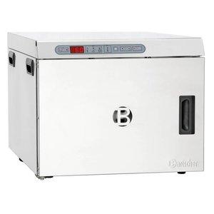 Bartscher Piekarnik niskotemperaturowy | 30°C - 110°C - 600x400 mm