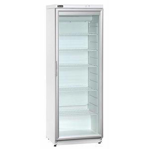 Bartscher Szafa chłodnicza przeszklona - drzwi szklane - 320 litrów