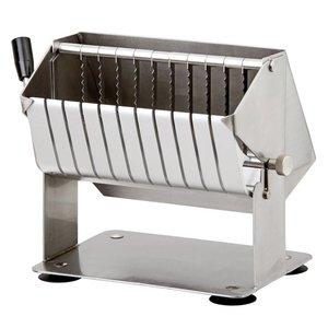 Bartscher Hand-operated sausage slicer
