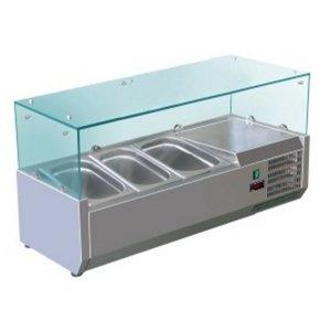Saro Refrigerated Table Top Displays METTE VRX 955