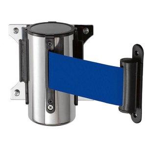 Saro System odgradzający do montażu ściennego | niebieski | dł. 2000mm