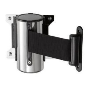 Saro The barrier wall mounting | black | length. 2000mm
