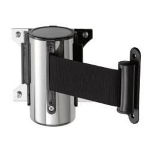 Saro The barrier wall mounting | black 3000 mm