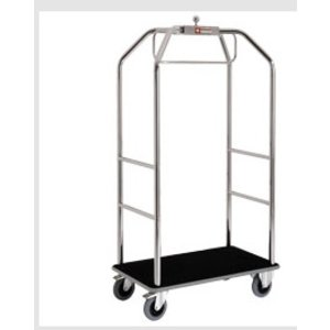 Diamond Trolley hotel with brakes | 986x590x (H) 1890 mm | 45 kg