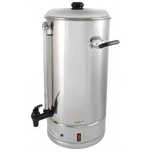 Soda Pluss Percolator stainless steel | 10L