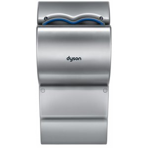 Dyson Suszarka do rąk Dyson Airblade - AB14   srebrna   NAJTAŃSZA W POLSCE