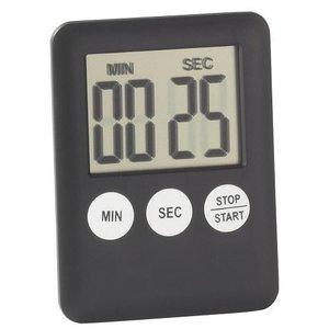 TOM-GAST Timer met magneet   LCD-display