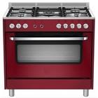 Saro 5-pits gasfornuis - multifunctionele elektrische oven