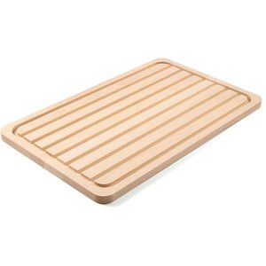 Hendi Drewniana deska do krojenia | dwustronna | 530x325mm