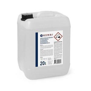 Hendi Profesjonalny preparat do mycia naczyń aluminiowych | 20L
